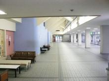 呉市体育館 1階ロビー