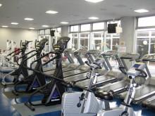 オークアリーナ トレーニングルーム1