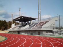 総合スポーツセンター 陸上競技場