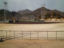 総合スポーツセンター 野球場