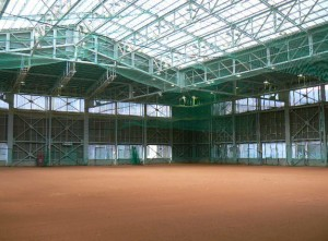 屋内練習場 多目的競技場