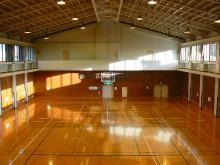 呉市スポーツ会館 アリーナ