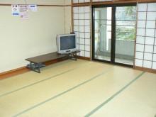 呉市スポーツ会館 宿泊室1