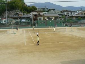 女性ソフトテニス大会